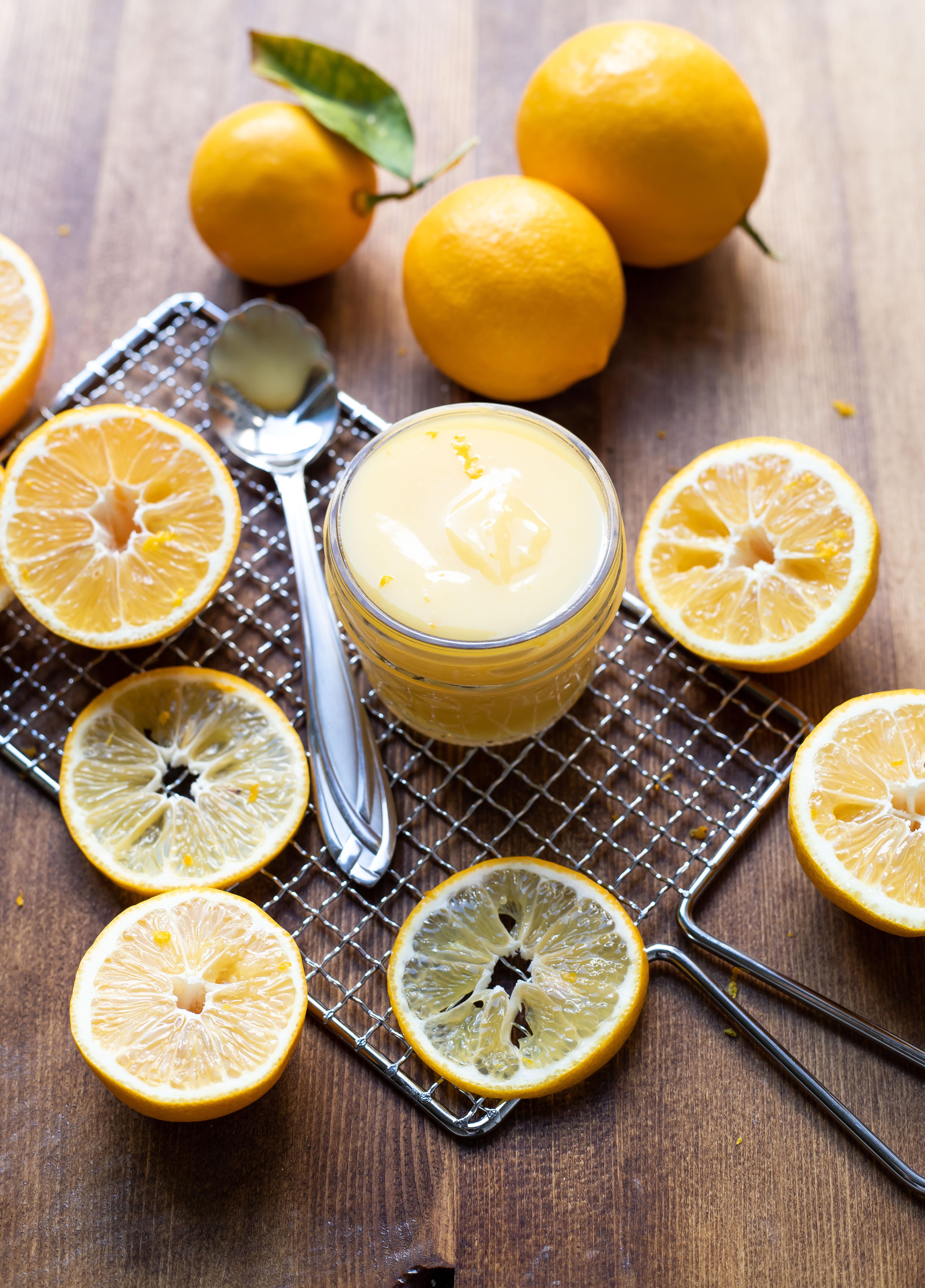 The Best Lemon Curd