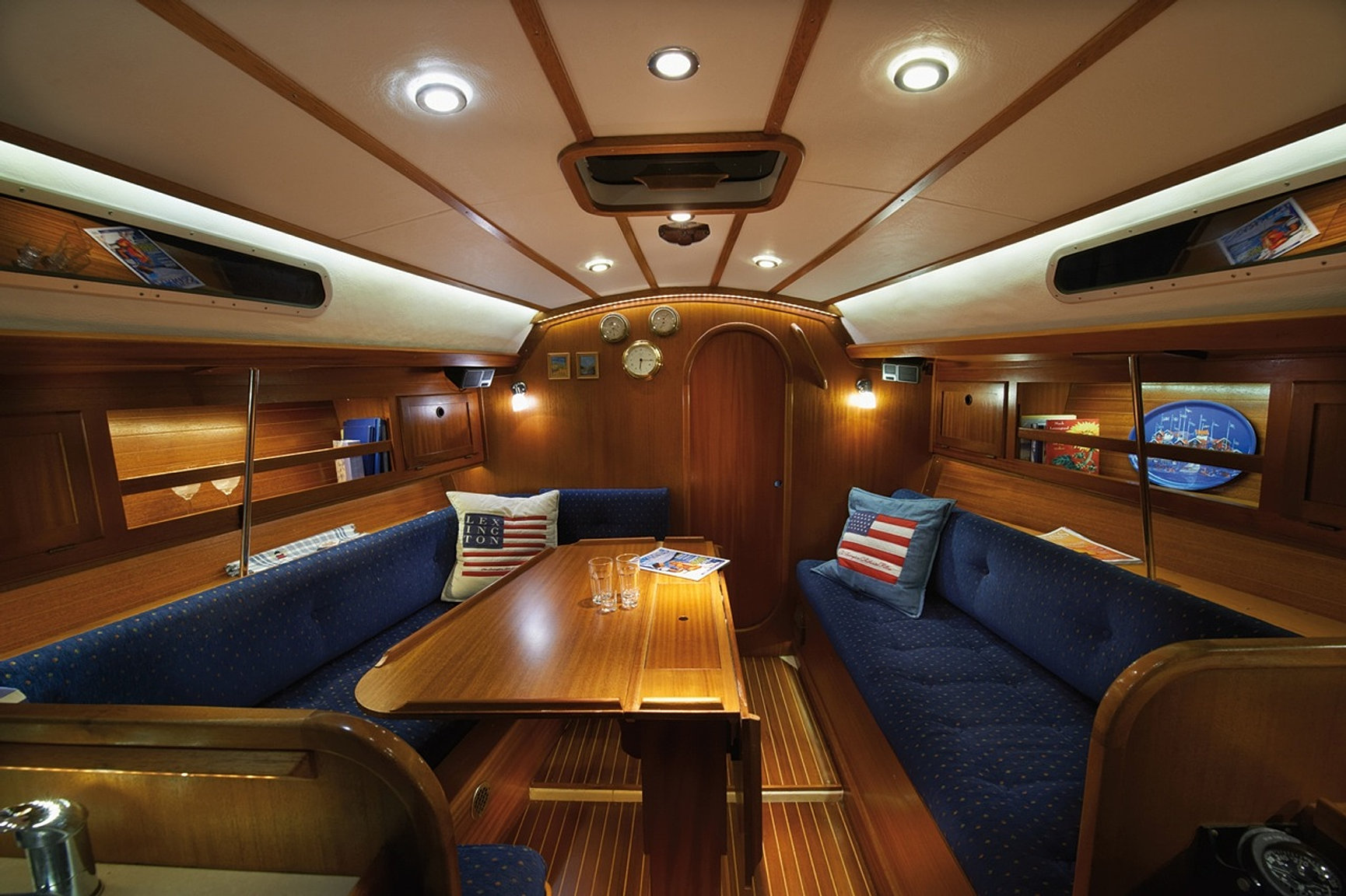 Adams boat care boat maintenances and refit for Interior designs regina
