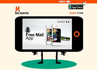 App World Template - Convivial et amusant, ce template affiche couleurs vives et illustrations ludiques. Mettez en avant les fonctionnalités de votre app et créez une FAQ pour anticiper les besoins des utilisateurs. Intégré au site, le lien vers l'App Store permet aux clients d'acheter votre produit en quelques étapes faciles !