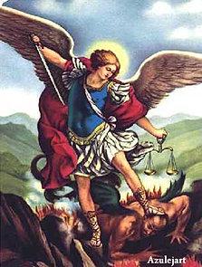 Arcanjo São Miguel 1