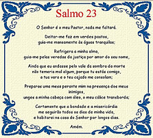 Salmo 23 - 6