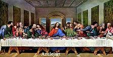 Santa Ceia - Pintura Da Vinci