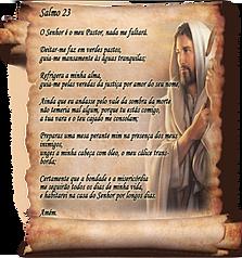 Salmo 23 - 7
