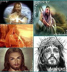 Jesus - Mosaíco