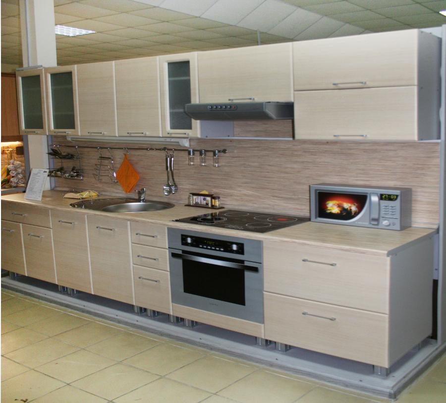 Кухня беленый дуб фото