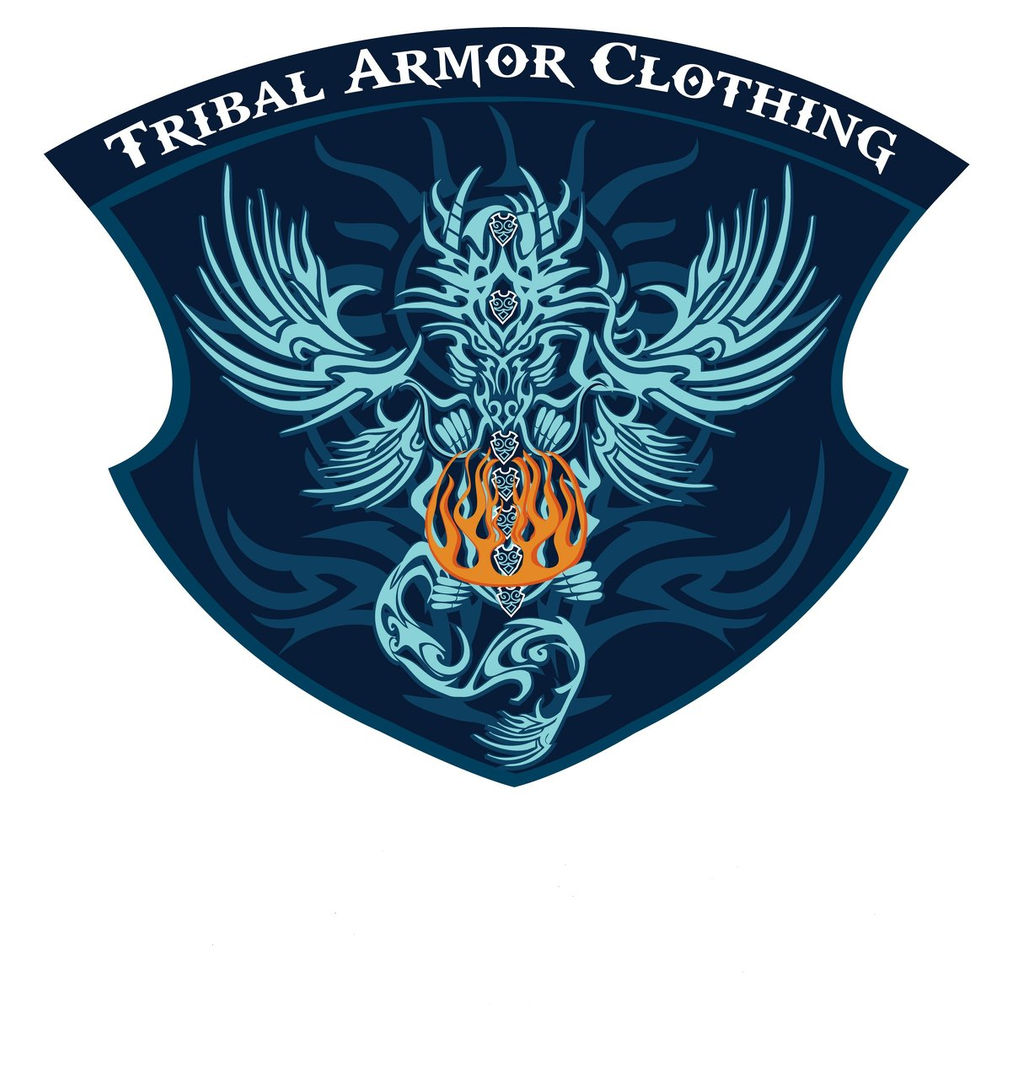 Tribal design t shirt - Tribal Armor T Shirt Design Jpg
