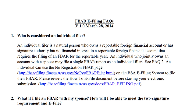Fbar Fincen 114 The Easy Guideline Ustaxservices