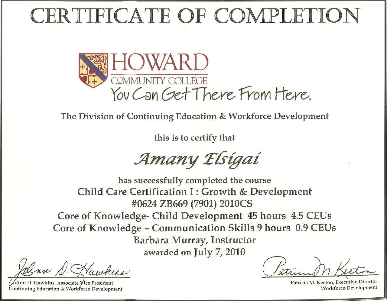 Little ladybug learning center page 8 child care certification i growth and development 1betcityfo Image collections