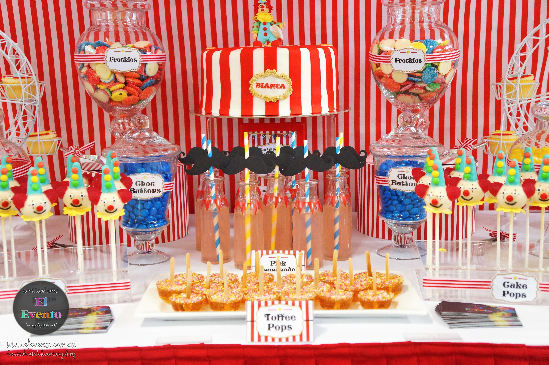 El Evento Candy Bars Kids Parties Dessert Tables
