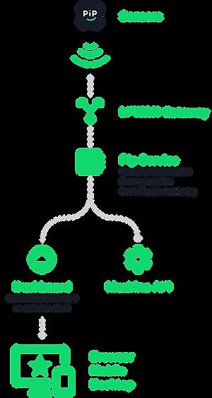 PiP Service   PiP IoT