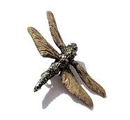 Ważka broszka