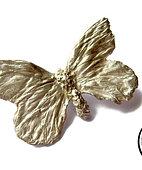 Motyl - broszka