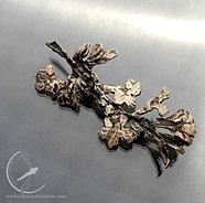 Gałązka wiśni – brąz