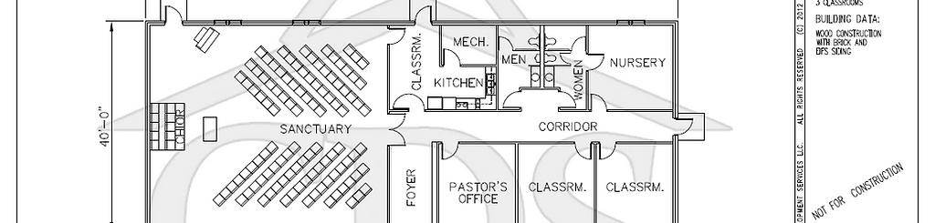 10000 sq ft church plans. PRE PLANNING TOOK KIT PLANS Digital Church Plans