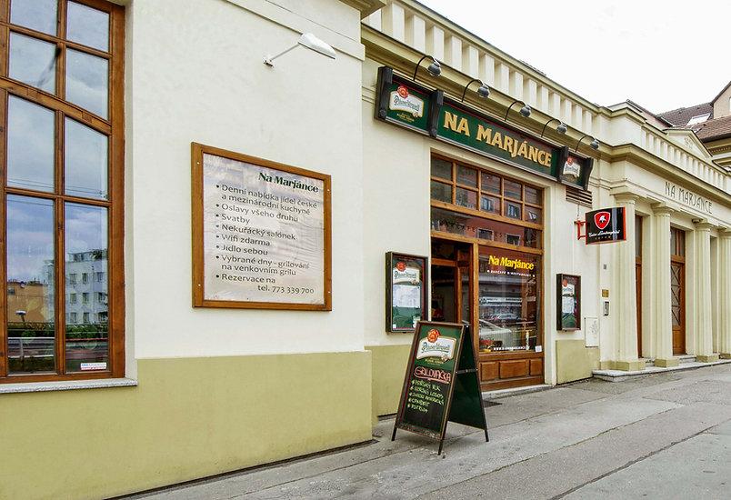 Restaurace Na Marjánce