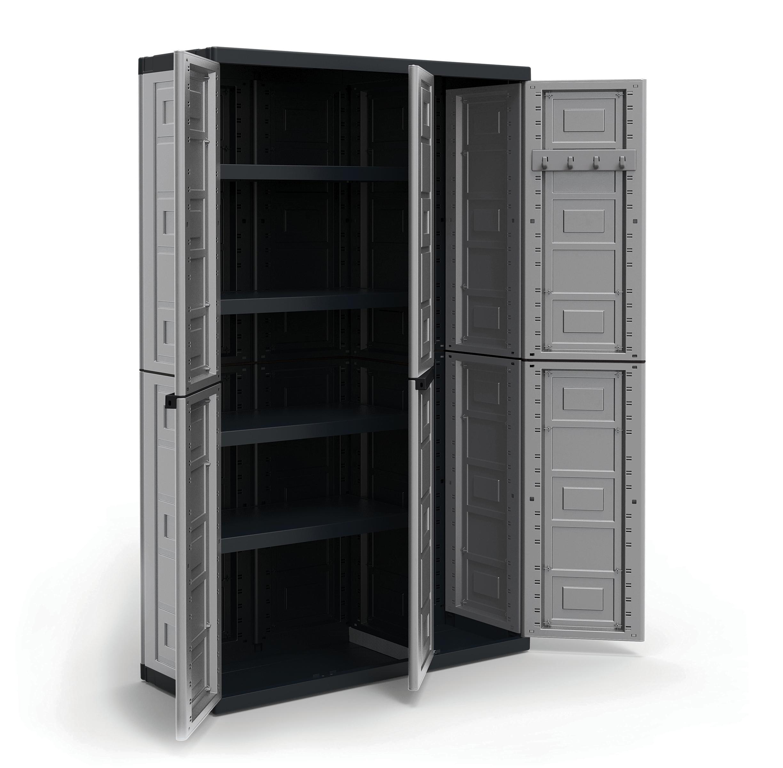 Resin Utility Cabinet Contico Xxl Garage Cabinets