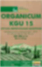 Organicum KGU 15 Комплексные капсулированные органо-минеральные удобрения, предназначены для повышения плодородия почв и увеличения урожайности.