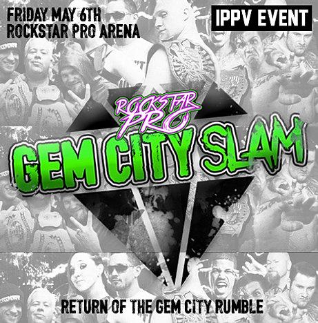 GEM CITY SLAM - IPPV EVENT