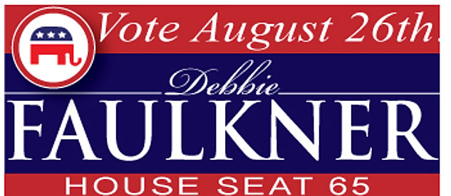 Debbie Faulkner for State House Palm Harbor Dunedin & Tarpon