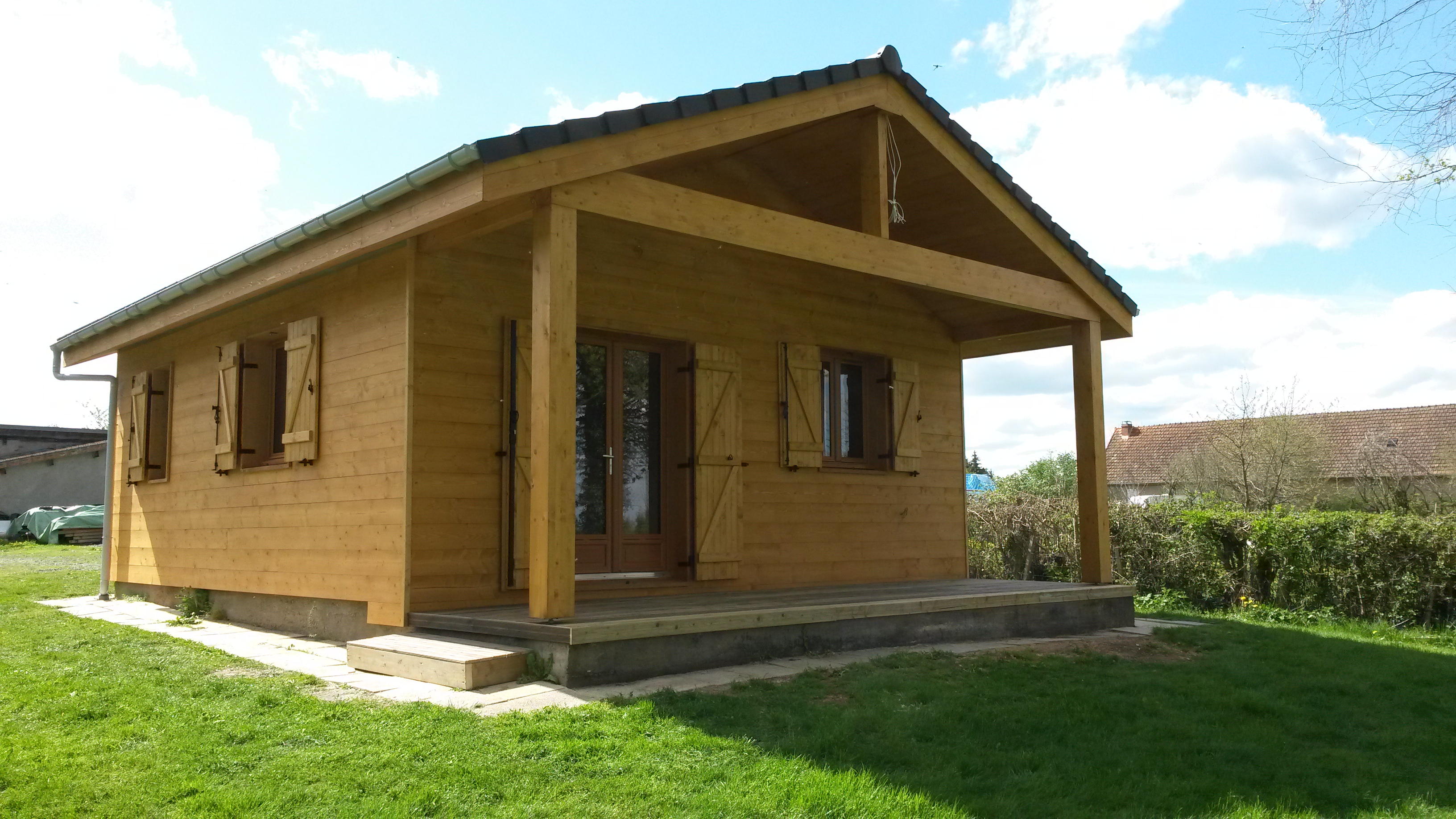 Constructeur maison ossature bois 63 for Constructeur maison 63 tarif
