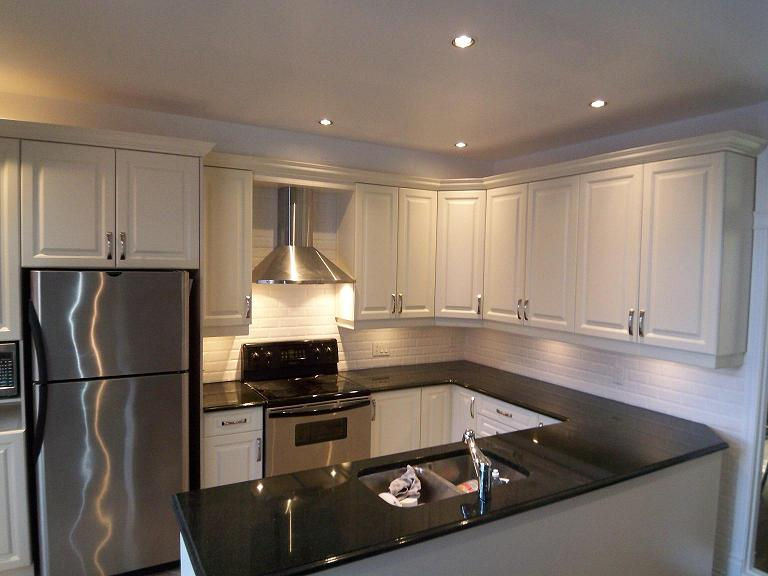 Montreal kitchen cabinets for Kitchen cabinets montreal