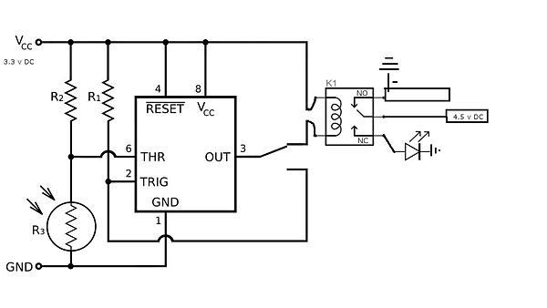 laser trip wire help