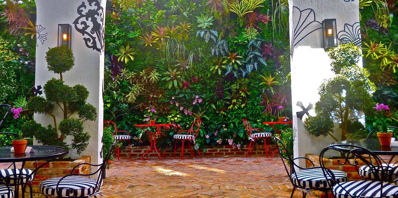 Chrome Hearts Miami Green Wall