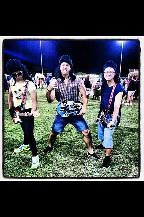 80's Rock Band