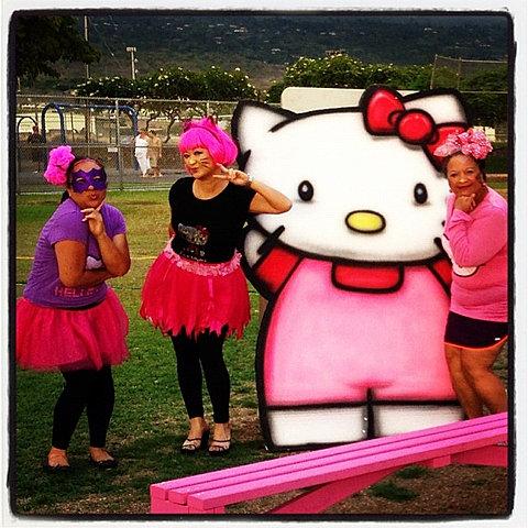 """Hello Kitty """"Staff"""""""