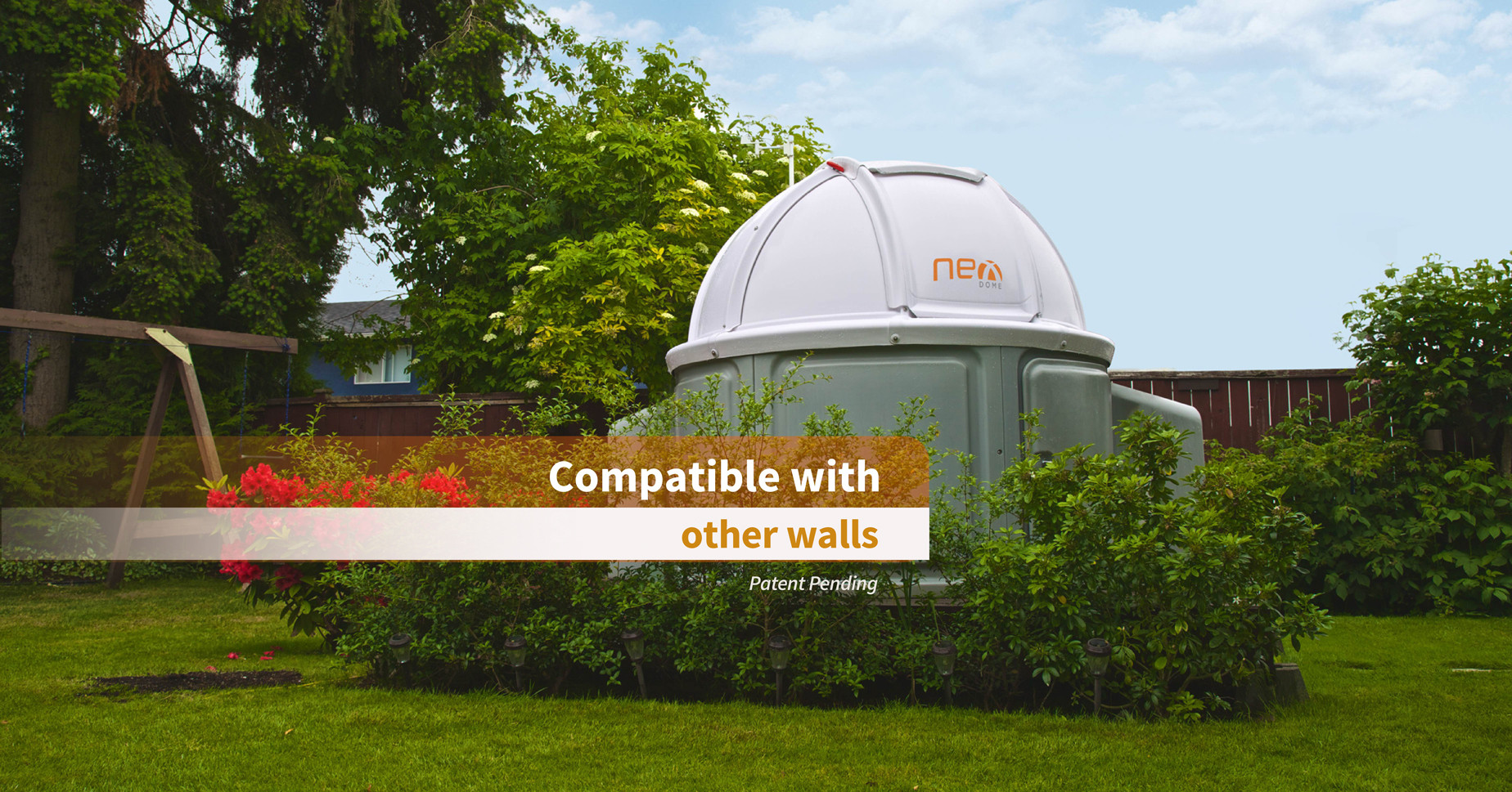 nexdome the most affordable and true personal obervatory