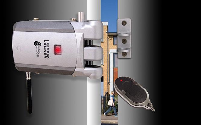 Cerradura de seguridad remock lockey la aut ntica for Cerraduras de seguridad invisibles