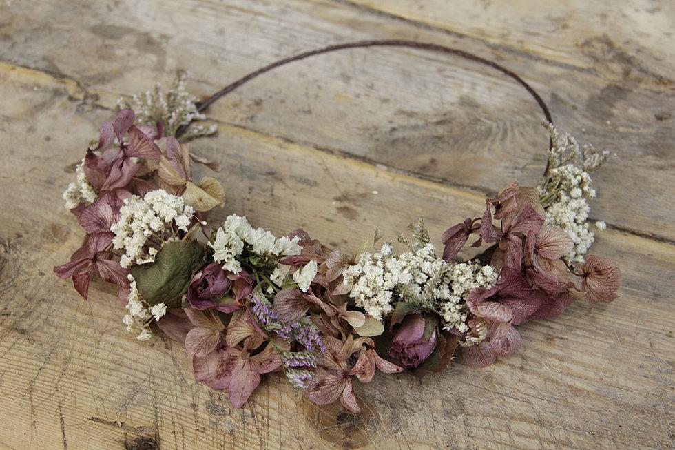 Diademas de flores para el pelo baratas - Coronas de flore ...