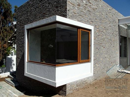 Ventanas de pvc ventanas en guadalajara for Ventanales tipo puerta