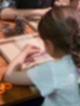 Métier de table - musée.JPG