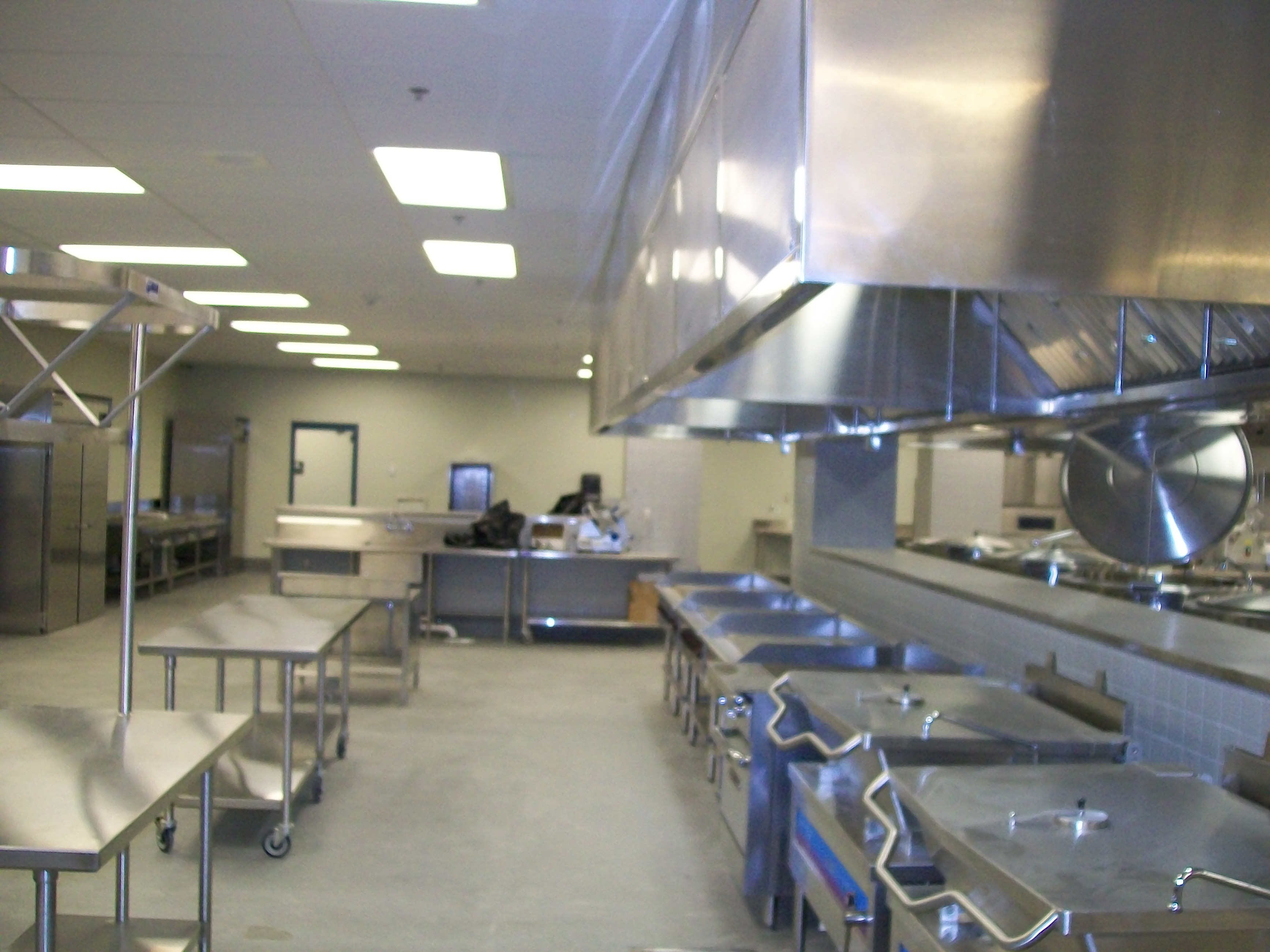 Gr Speer And Associates Commercial Kitchen And Laundry Equipment Services Prison Kitchen