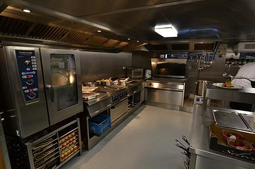 Grs Marine Provides Galley And Marine Laundry Equipment And Offshore Marine Kitchen Services