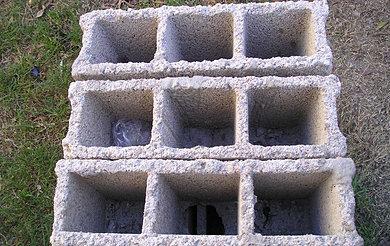 BLOCO DE CONCRETO,DICAS DE CONSTRUÇÃO CIVIL