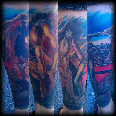 Jake best tattoo artist in salt lake city utah for Salt lake city tattoo artists