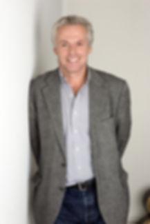 Tom Schlotfeldt, Inhaber des internationalen Lichtplanungsbüro Schlotfeldt Licht in Hamburg