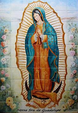 Pintura sobre azulejos alice candeias ambrosini - Pintura sobre azulejo ...