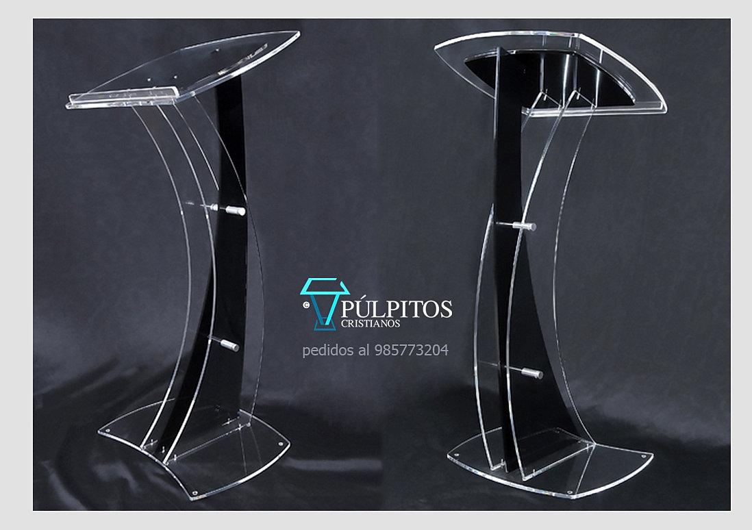 pulpitosparaiglesias | púlpitos acrilico y acero , atril, podium ...