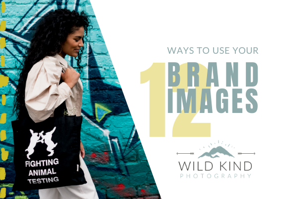 12 Ways to use Your Personal Branding Images
