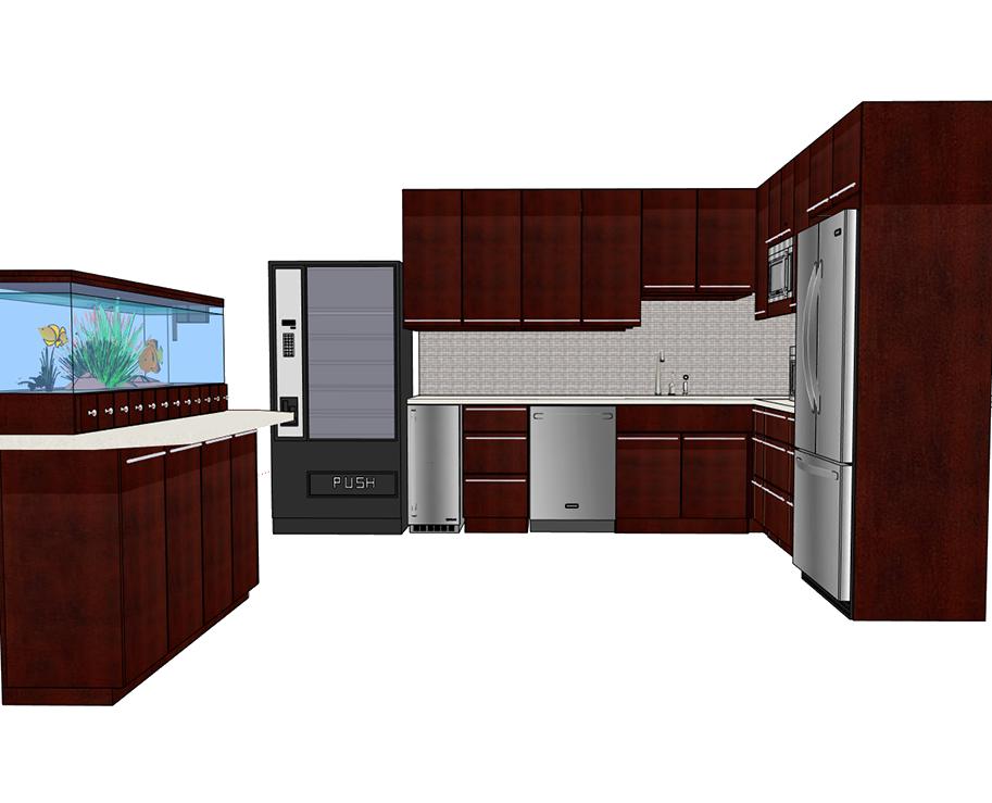 Creative Office Interiors Inc | Kitchen Cabinets, Millwork
