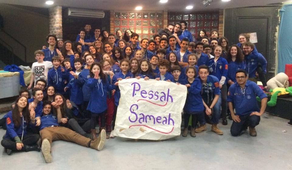 Pessah Sameah !