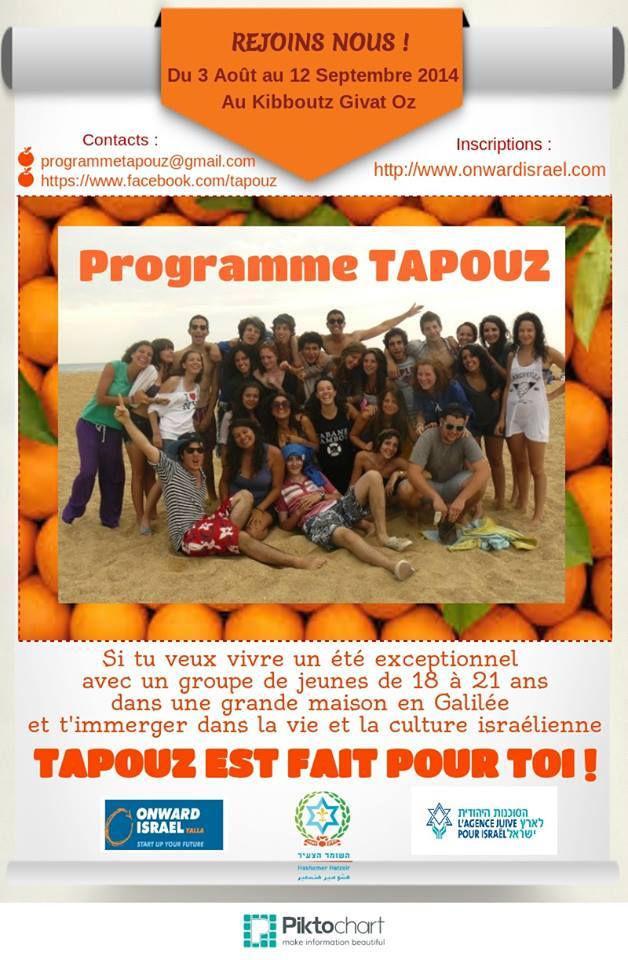 Programme Tapouz