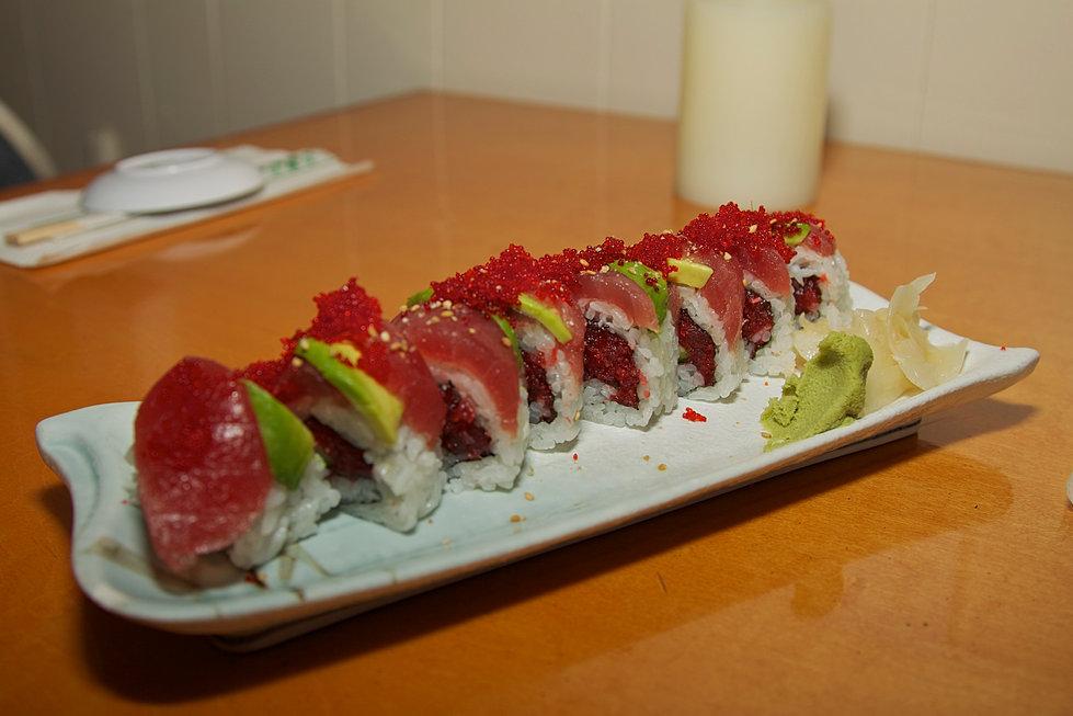 Kojima 39 s sushi japanese cuisine maui sushi hawaii for Asian cuisine maui
