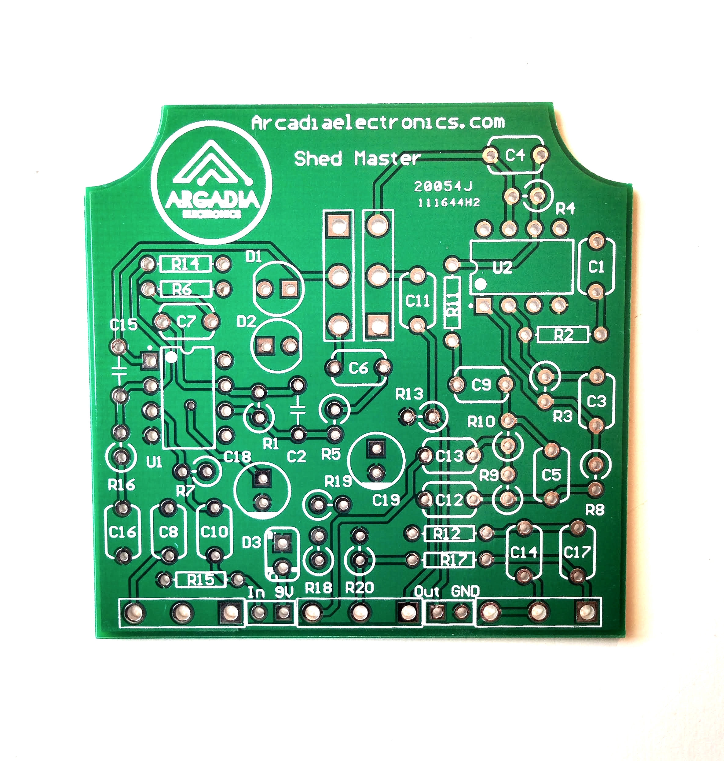 Make you own effect pedals, Kits and parts