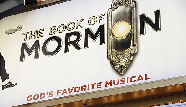 Book Of Mormon Ticket Stub Got tickets to Book of Mormon