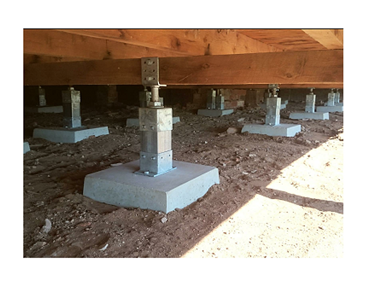 Levelmaster House Stumps Foundations Stair Stringers Piers