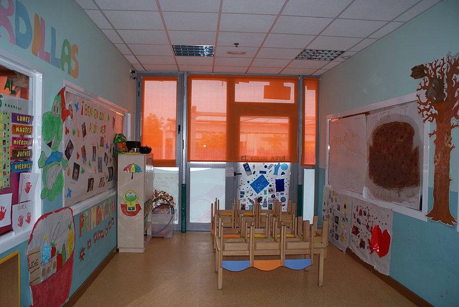 Chiquit n legan s escuela for Gimnasio parquesur